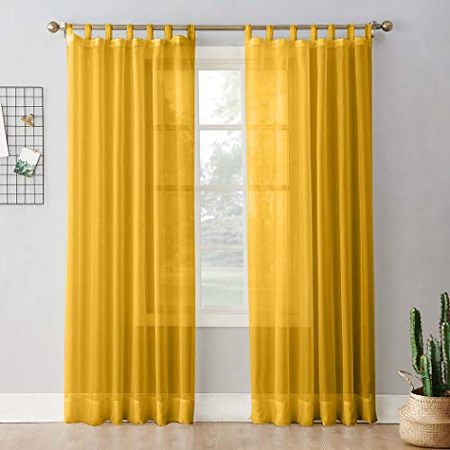 check MRP of sheer curtains cotton Dekor World