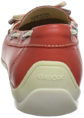 Geox D YUKI A D3255A00043C6003 Damen Rot (BROWNCOTTO C6003)