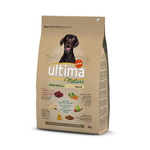 Ultima Nature Cibo per Cani Medium-Maxi con Agnello - 3 kg