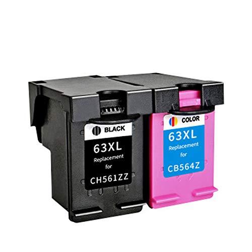 GY Kompatible Tintenpatrone Ersatz für HP 301XL HP1000 1050 2000 2050 Tintenpatrone Der Effekt ist so gut wie das Original-Black+Color