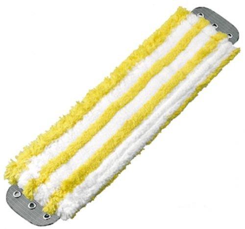 Wischmop Unger SmartColor MicroMop 7.0, 40 cm, gelb Mikrofasermop für starke Verschmutzung und grobe Böden