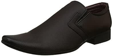 BATA Men's Laser Dark Brown Formal Shoes-8 UK/India (42 EU) (8514601)