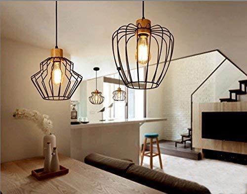 Glighone lampada a sospensione da soffitto modello vintage