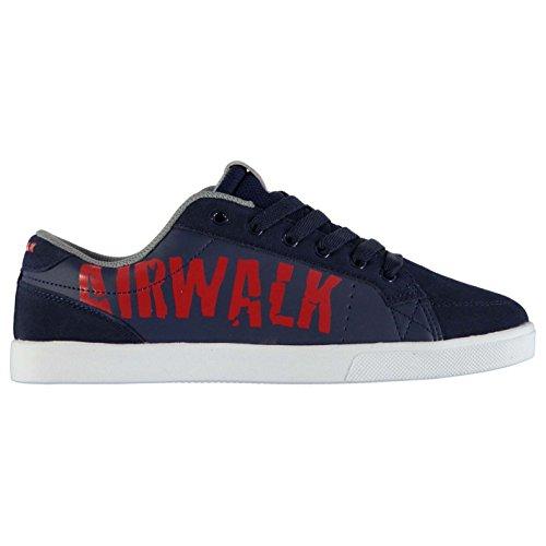 airwalk-faro-zapatillas-para-hombre-azul-marino-rojo-trainers-zapatillas-calzado-azul-oscuro-y-rojo-