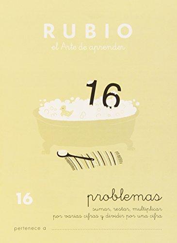 Problemas Rubio, n 16 por Ramón Rubio Silvestre