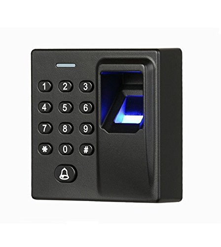 X7 Biometric Fingerprint/RFID(CARD)/Password Access control System - Fingerprint reader Access controller Biometric scanner  available at amazon for Rs.4199