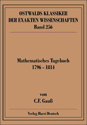 Mathematisches Tagebuch (Gauß)