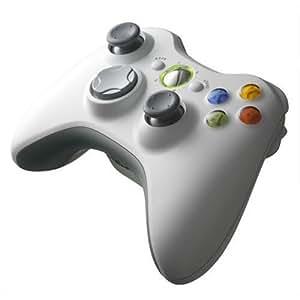 Xbox 360 Wireless Gamepad White