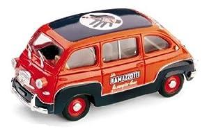 Brumm Fiat 600 Multipla 1960 Ramazzotti 1:43 1998 R286