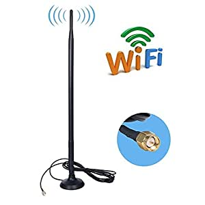 sma 9dbi gsm hochleistungs 4g lte antenne wifi signal. Black Bedroom Furniture Sets. Home Design Ideas