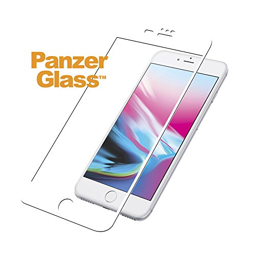 Image of PanzerGlass iPhone 6/6s/7/8 White Displayschutz
