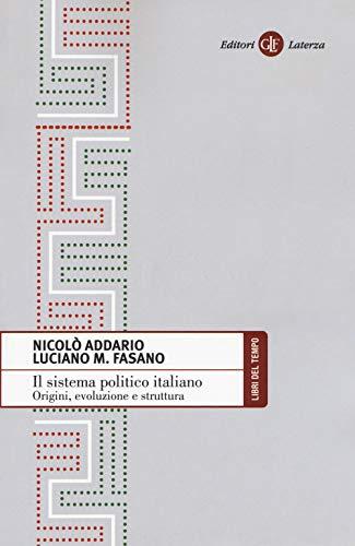 Il sistema politico italiano. Origini,