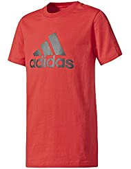 Adidas YB Logo T-shirt Garçon