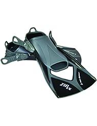 Aquasphere 258215 Zip Vx Palme de natation Transparent Taille S