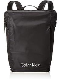 Calvin Klein Blithe Backpack, Sacs à dos homme, Noir (Black), 15x46x28 cm (B x H T)