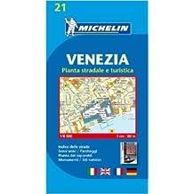 Plan Michelin Venise (Italien) de Collectif Michelin ( 1 août 2012 )