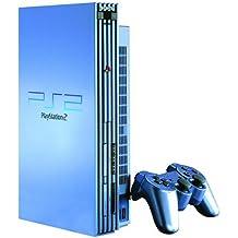 Console Playstation 2 Aqua Blue