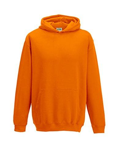 All we do is - Kinder Kapuzensweatshirt Hoodie Sweatshirt, orange, Gr.116