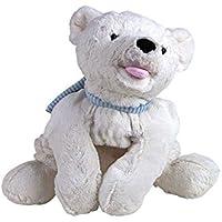 Sänger Kinder-Wärmflasche 0,8 L mit Kuscheltier-Bezug Wärmekissen Kuscheltier Wärmeflasche, Eisbär Kurt preisvergleich bei billige-tabletten.eu