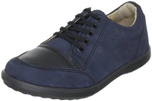 Chung Shi Duflex City Lisa Damen Klassische Sneakers Blau (navy/schwarz)