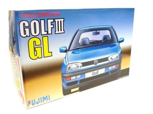 Fujimi modelo 1/24 coche de la serie SPOT auto-SP66 Golf 3 GL