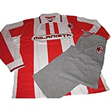 Ropa ACM 1899Milan Fútbol Chándal Pijama Hombre milanista * 04158