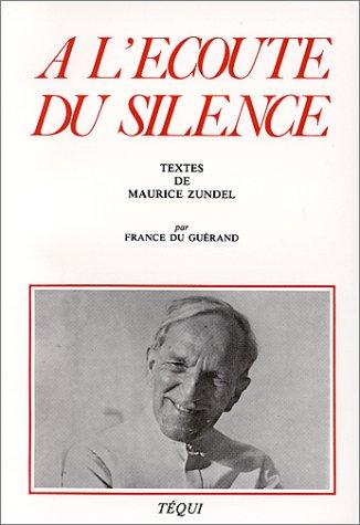 A l'écoute du silence