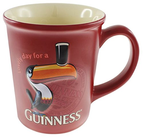 guinness-large-red-toucan-embossed-mug