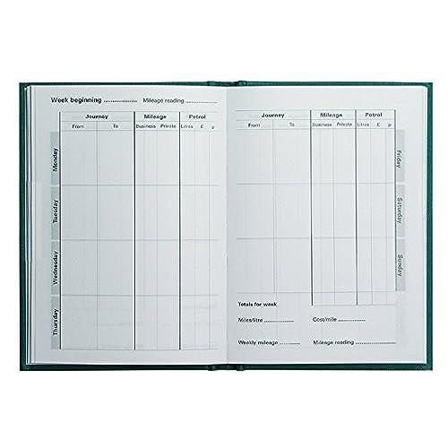 mileage log book