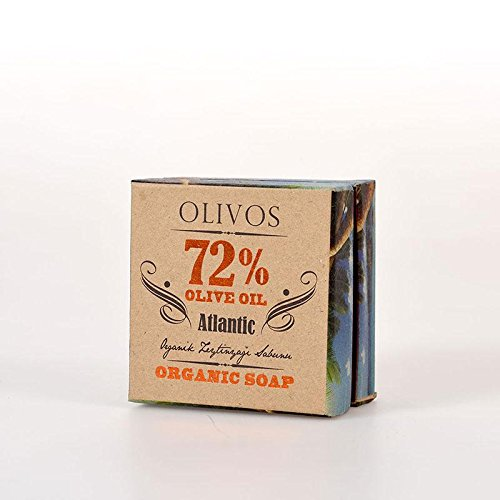 OLIVOS Organic Series Savon Atlantic 150 g