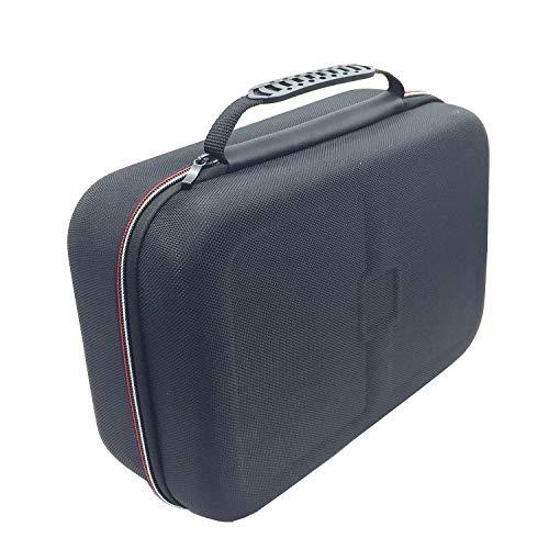 Price comparison product image Semoic Hard EVA Pouch Storage Bag Multi-Compartment Carrng Case For Switch MIA