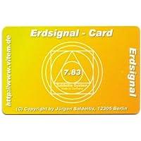 Saldeitis Erdsignal-Card (Schwingungsträger - Frequenzkarten) preisvergleich bei billige-tabletten.eu