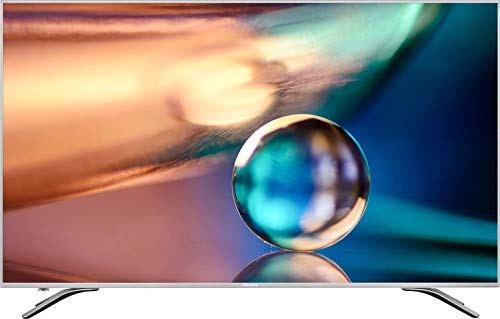 HISENSE H43AE6400 TV LED Ultra HD 4K HDR, Pure Metal Design, Precision Colour, Smart TV VIDAA U, Tuner DVB-T2/S2 HEVC HLG, Crystal Clear Sound 14W