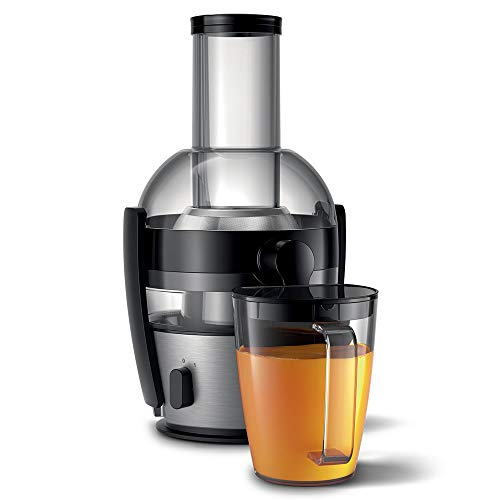 Philips HR1867/21 Viva Collection Quick Clean Juicer - Brushed Aluminium
