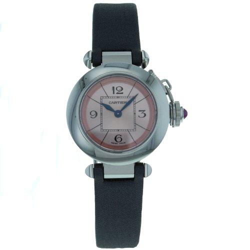 Cartier Women's W3140026 Pasha Classic Analog Watch