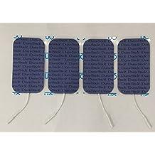 Electroestimulación (4 Electrodos) COMPEX FIL DURA-STICK PLUS 5x9 cm