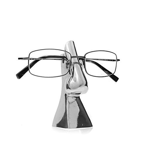 eyeglasses-or-sunglasses-metal-holder-stand-handmade-silver-color-nose-design