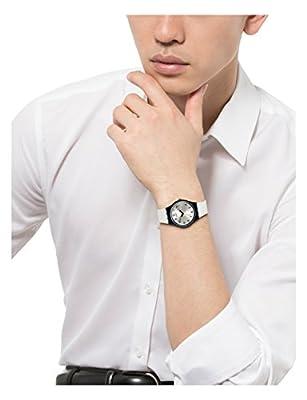 Swatch Reloj Digital de Cuarzo Unisex con Correa de Silicona - GN720 de Swatch
