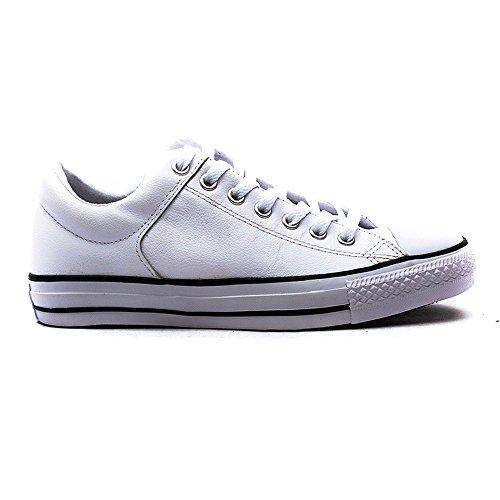 Converse Dainty Leath Ox 289050-52-17 , Sneaker donna Bianco