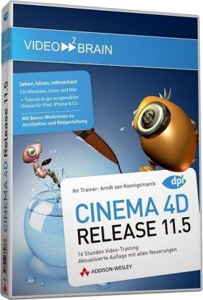 Cinema 4D 11.5