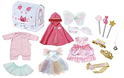 Baby Annabell 700693 Special Day Dress up Doll's Clothing and Accessories