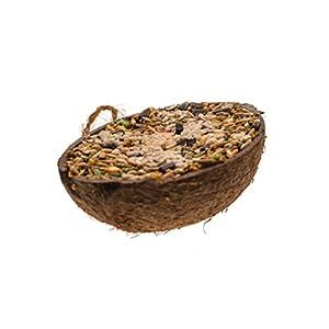 Lucas the Wombat for his Friends: Snacks in Kokosnusschale - Kokosnuss 3 x 200 ml - Sparset. Leckereien für alle Nager und Kanninchen.
