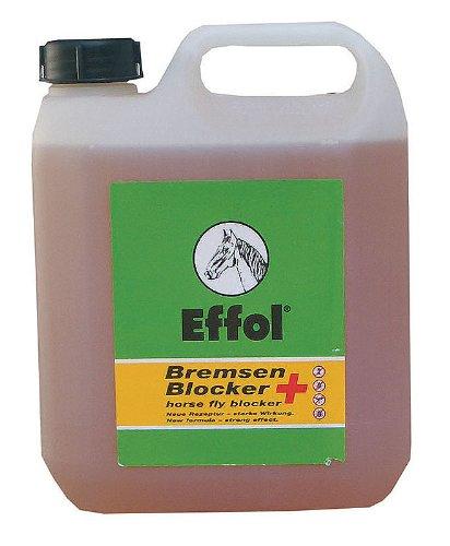 Effol Bremsen Blocker, 2500 ml Liter gegen Fliegen, Bremsen. Mücken | Bremsenblocker EFFOL