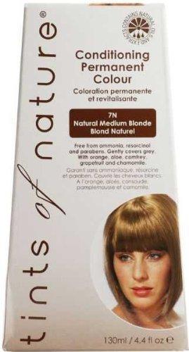 7N Natural Medium Blonde - 120ml
