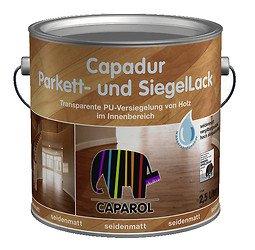 Caparol Capadur Parkettlack und Siegellack - Hochglanz 750ml