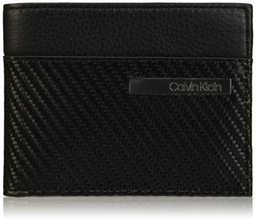 Calvin Klein CARBON LEATHER 5 CC COINHombreShoppers