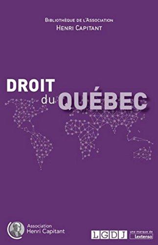Droit du Québec par Collectif