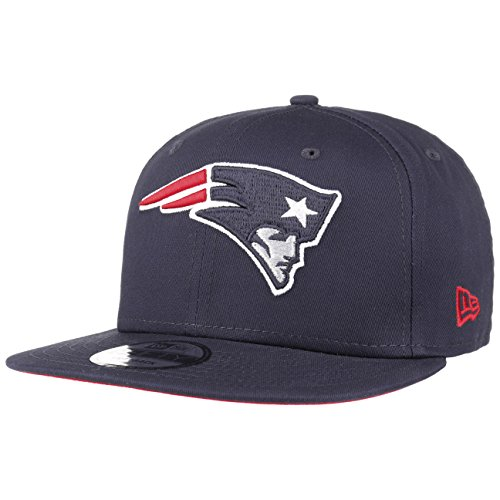New Era 9fifty New England Patriots Herren Kappe Blau