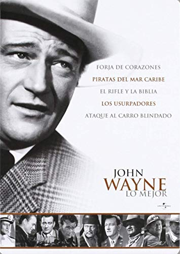 Pack John Wayne (Caja metálica) [DVD]