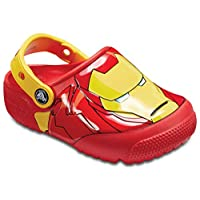Crocs Baby Boys Fl Ironman Lights Clog K